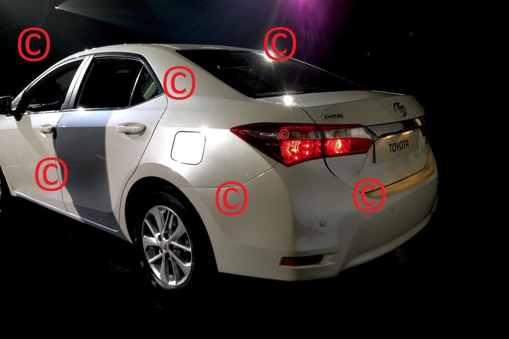 "Toyota เปิดตัวรูปภาพ ""All-New 2014 Toyota"