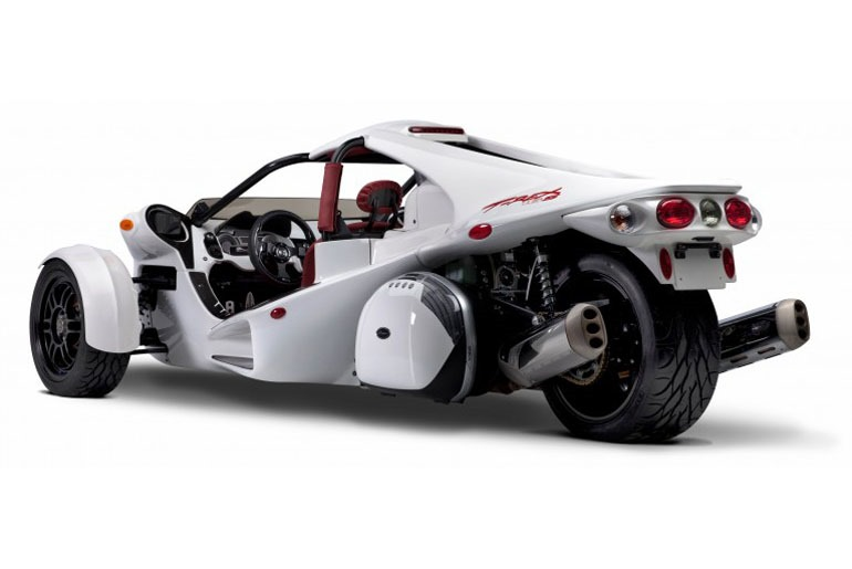 Bmw เปิดตัว รถยนต์ 3 ล้อ Quot T Rex 16s Quot เครื่องยนต์ 6 สูบ