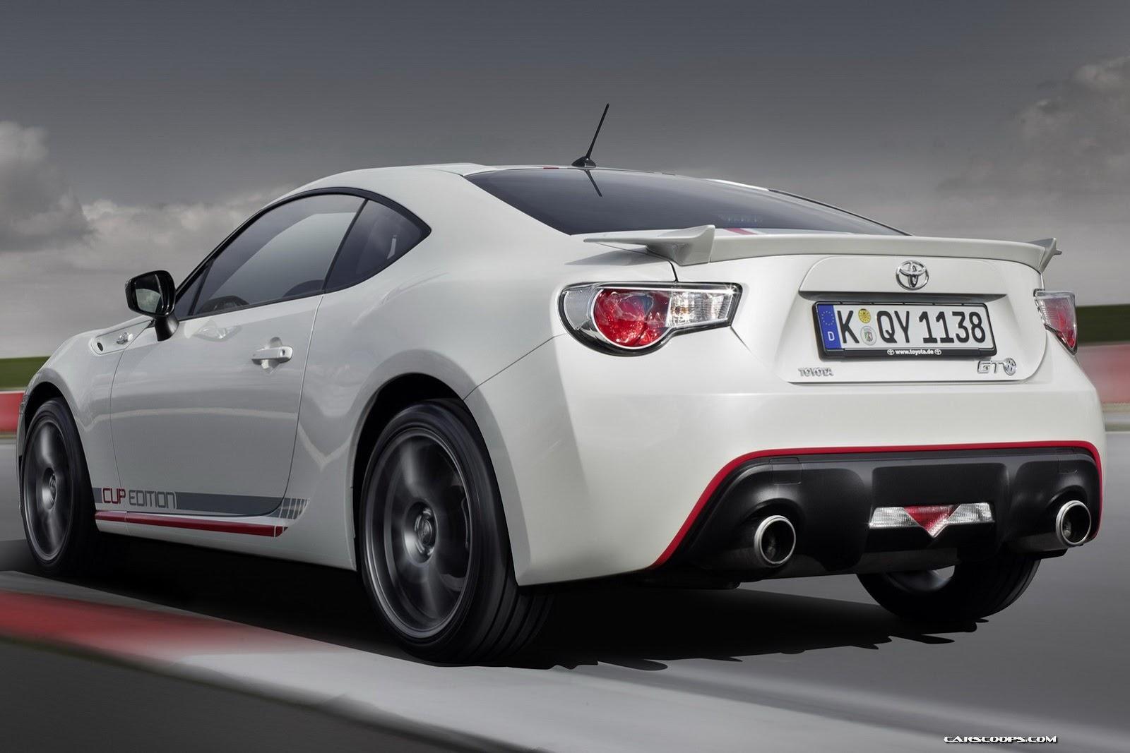 ขับรถแข่ง Toyota เปิดตัวโฉมการแต่งรุ่นพิเศษ Quot Gt86 Cup
