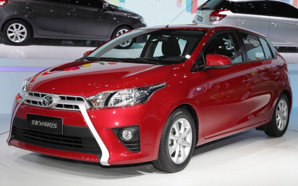 2015 Toyota Yaris Sedan