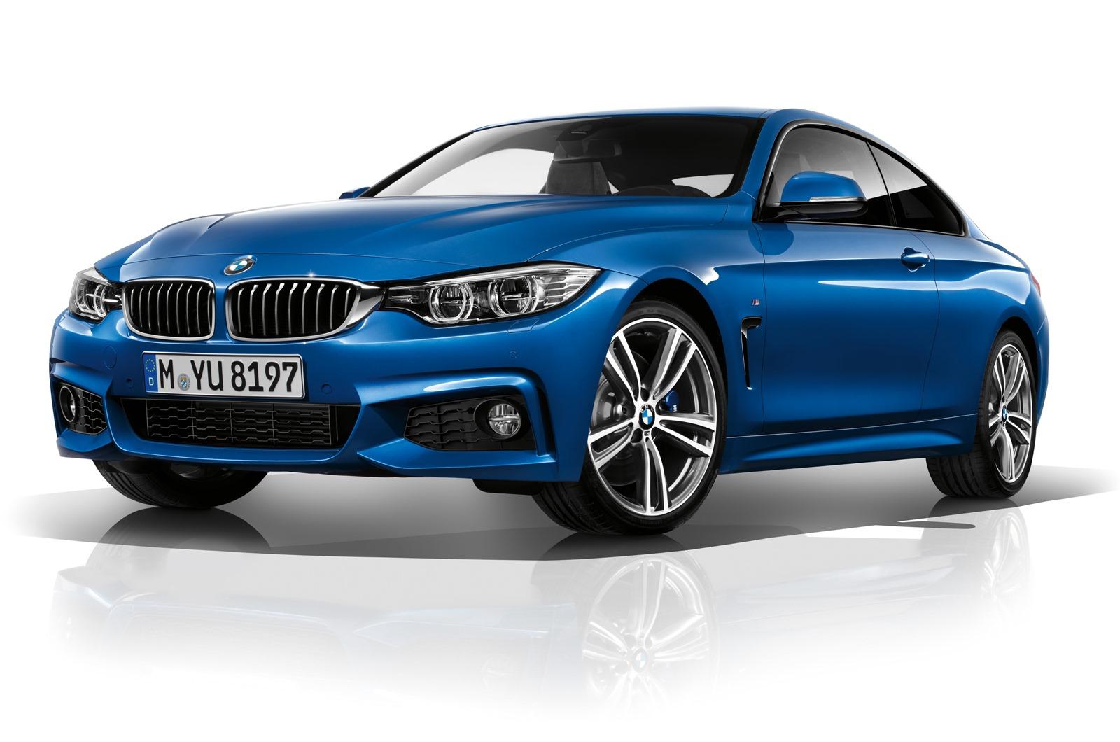 BMW 435i M Sport พร้อมเจาะลึก 4Series Coupe