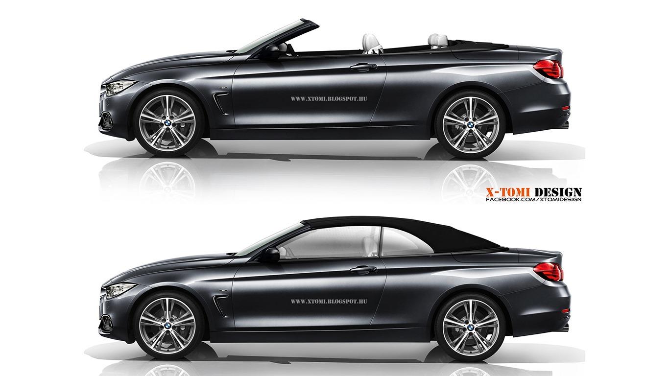 BMW เตรียมเปิดตัวรถตระกูล 4 ...