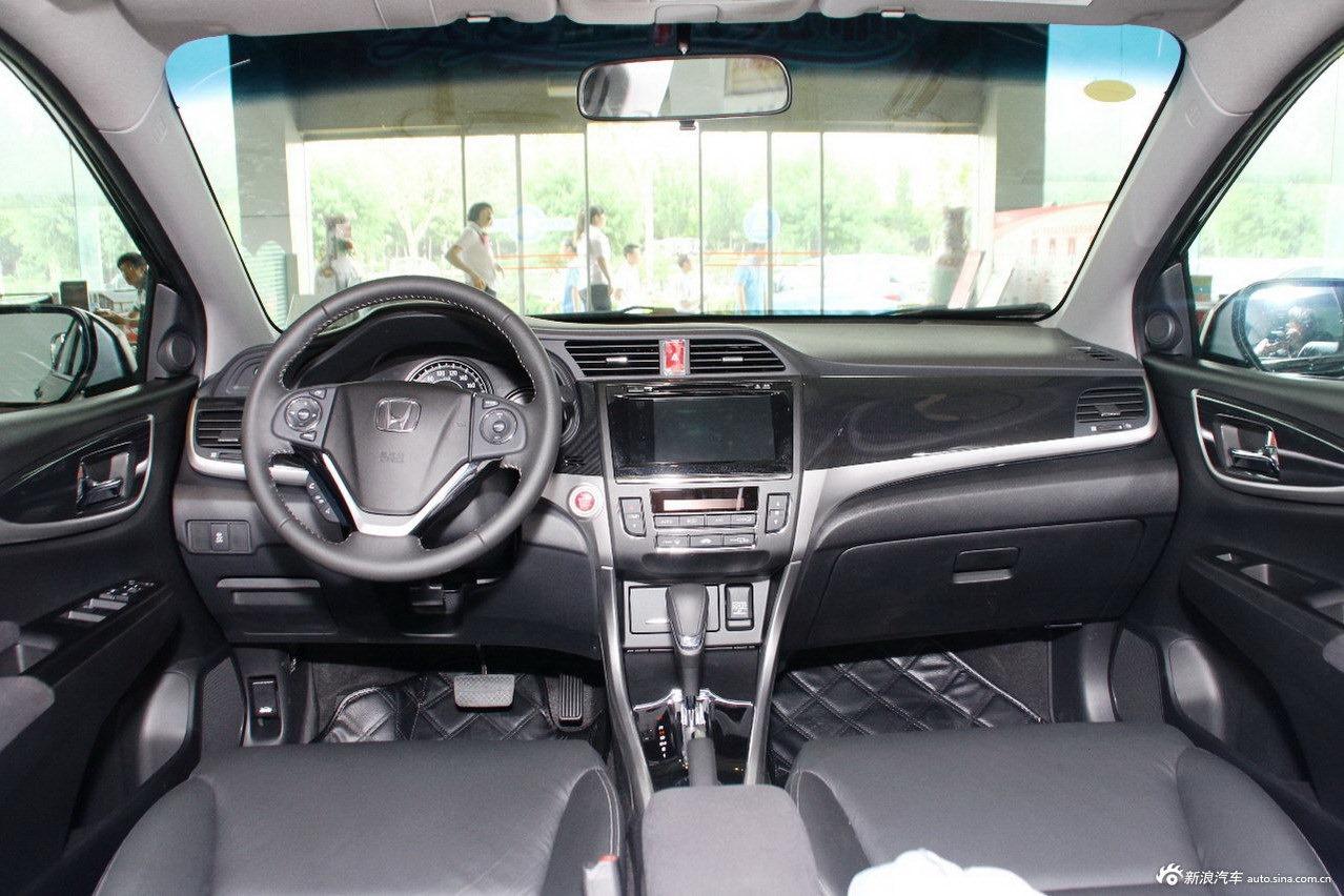 Honda Crider โฉมใหม่ เติมเต็มช่องว่างระหว่าง Civic และ ...