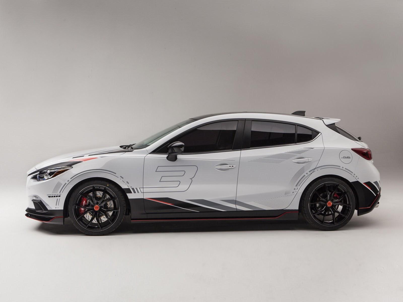 Mazda เตรียมเปิดตัวรถ 2 รุ่นด้วยกันในงานอย่าง 2013 Sema Show รถใหม่ 2018 2019 รีวิวรถ