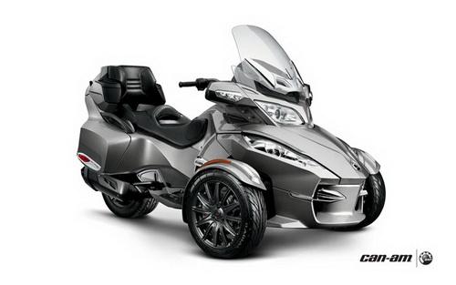 Can Am Spyder Rt S รถใหม่ 2019 2020 รีวิวรถ ราคารถใหม่