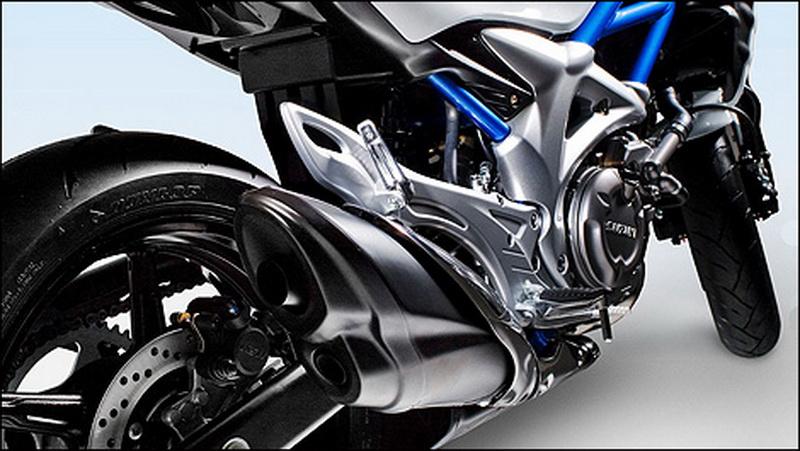 2014 Suzuki Sfv 650 Gladius ���ถใหม่ 2018 2019 ���ีวิวรถ