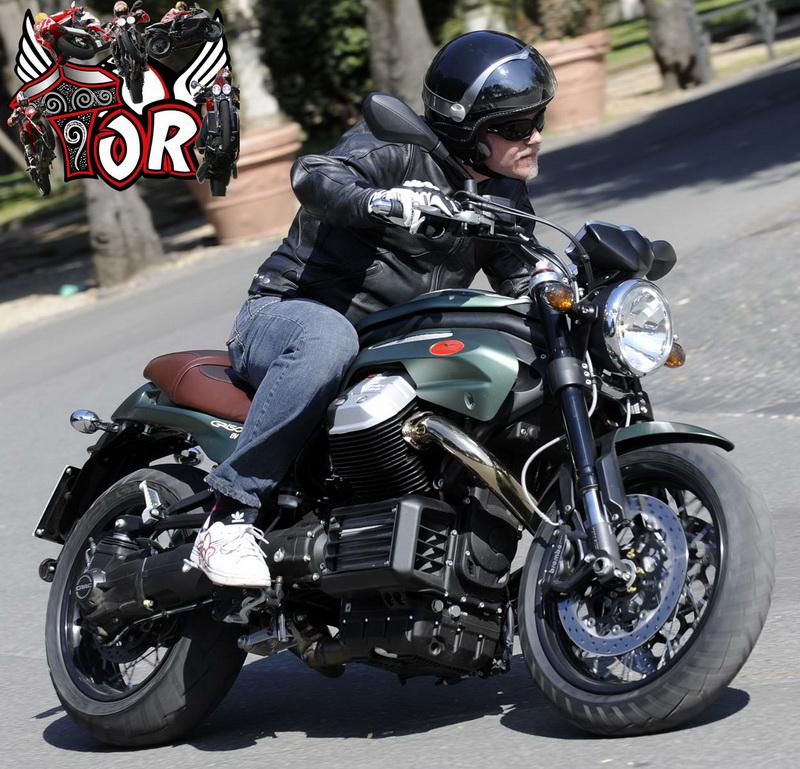 Moto Guzzi Griso 1200 8v Se ชายงามสุดหล่อ รถใหม่ 2019