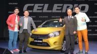 SUZUKI เปิดตัว All New Suzuki CELERIO เริ่มต้นเพียง 359,000. ผ่อนเพียง 2,222. -– เซอร์ไพรส์ด้วย 3 จุดเด่น – ห้องโดยสารกว้างขวาง สมรรถนะเกินตัว ประหยัดเป็นเยี่ยม –- สร้างมาตรฐานใหม่ของรถยนต์นั่ง ชูมาตรฐานโลก ส่งออกเอเชียและยุโรป กรุงเทพฯ – 29 พฤษภาคม 2557 – บริษัท ซูซูกิ...