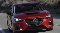 """ชุดแต่ง MazdaSpeed3 ออกมาแล้วพร้อมเครื่องยนต์ 2.5 ลิตรเปิดตัวภายในปี 2016 รถแบบ Mazda3 นั้นได้มีการเปิดตัวมาซักระยะหนึ่งและได้รับการตอบรับเป็นอย่างดีแต่ล่าสุดทาง Holiday Auto สื่อชื่อดังจากแดนซามูไรก็ได้เปิดเผยว่ามีการเปิดตัวชุดแต่งใหม่ที่หันมาใช้เครื่องยนต์ขนาด 2.5 ลิตรแบบ turbocharged ในเทคโนโลยี SKYACTIV เพิ่มเติมแล้ว นอกจากนี้เจ้ารถรุ่นใหม่ยังได้ใช้ระบบขับเคลื่อนแบบ all-wheel drive หรือระบบขับเคลื่อนทางด้านล้อหน้า นอกจากนี้พวกเขายังตั้งเป้าที่จะทำให้มันเป็นข้อแตกต่างของรถรุ่นเก่ากับรุ่นใหม่เพื่อดึงดูดใจให้ลูกค้าหันมาซื้อชุดแต่งนี้ """"พวกเขา (Mazda) นั้นได้พยายามที่จะใช้เทคโนโลยีการขับเคลื่อนแบบใหม่ๆ เช่นระบบ turbo และ Skyactiv..."""