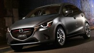 """ใหม่ 2015 ALL NEW Mazda 2 เปิดตัวรายละเอียดรูปภาพแบบ HD + VDO แล้วก่อนส่งออกสิ้นปี หลังจากข่าวคราวของความคืบหน้าของรถแบบ """"All-new Mazda2"""" นั้นถูกเปิดเผยไปก่อนหน้านี้นั้น ล่าสุดค่ายรถชื่อดังจากประเทศญี่ปุ่นก็ได้พร้อมแล้วสำหรับการเปิดตัวคอนเซ็ปต์รถแบบ supermini (รถขนาดเล็ก) คันนี้อย่างเป็นทางการ โดยมันจะมาในชื่อแบบ """"Demio"""" ภายในบ้านเกิดก่อนที่จะส่งออกไปยังทั่วโลก (ยกเว้นสหรัฐอเมริกา) ต่อไปภายในไตรมาสสุดท้ายของปีนี้ สำหรับการออกแบบตัวรถ Mazda2 รุ่นใหม่ล่าสุดนี้ได้รับแรงบันดาลใจในการทำจากคอนเซ็ปต์รถแบบ """"Hazumi concept"""" ที่เปิดตัวไปในงานอย่าง..."""
