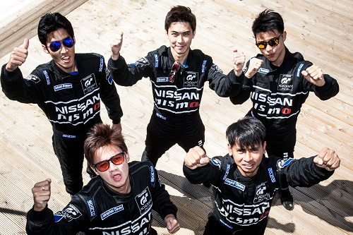 อังกฤษพิชิต nissan gt academy international race