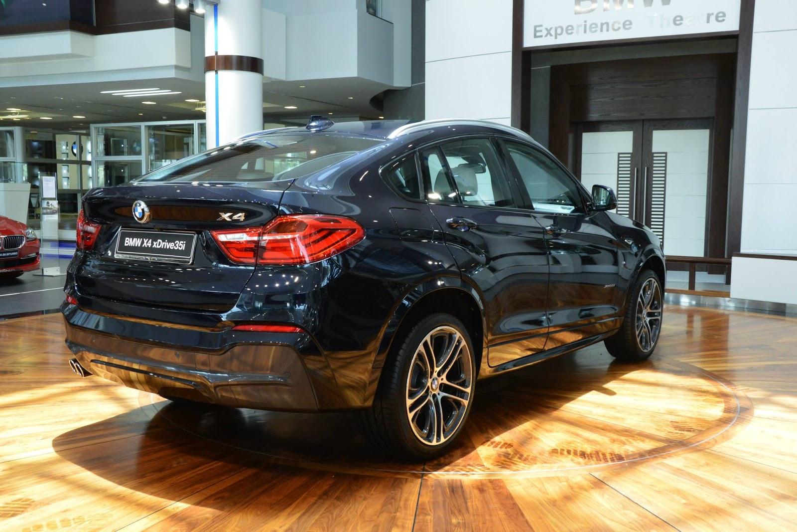 เปิดตัวชุดแต่ง Bmw X4 M Sports แบบ Carbon Fiber รถใหม่