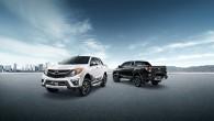 "MAZDA เปิดตัวรถใหม่ ""BT-50 PRO ECLIPSE"" รุ่นท๊อป ออพชั่นครบ แต่งเต็ม 11 ก.ย. 57 Mazda ประกาศลุยตลาดรถปิกอัพระดับบน เดินหน้าเสริมกลยุทธ์สู้ตลาดที่กำลังร้อนแรงด้านการแข่งขัน ส่งรุ่นท๊อปของมาสด้าบีที-50 โปร ตัวขับเคลื่อน 2 ล้อ แบบยกสูง HI-RACER มาออพชั่นครบ ทั้งความสวย ความดุ เพียบด้วยอุปกรณ์พิเศษเฉพาะรุ่น เข้าเจาะตลาดลูกค้ากลุ่มกำลังซื้ออยู่ระดับบนที่มองหารถปิกอัพที่มีทุกอย่าง ในคันเดียว และต้องการความโดดเด่นเฉพาะตัว ด้วยมาดคมเข้มสมบูรณ์แบบในความเป็นปิกอัพแห่งยุคดิจิตอล ชื่อรุ่นใหม่..."