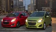 "Chevrolet Spark ประกาศฉลองครบรอบยอดขาย 1 ล้านคันแล้วทั่วโลก GM ค่ายรถชื่อดังจากประเทศสหรัฐอเมริกานั้นล่าสุดได้ประกาศว่ายอดขายรถของพวกเขาอย่างเจ้า ""Chevy Spark"" ทั่วโลกนั้นมีมากกว่า 1 ล้านคันเข้าไปแล้ว นับตั้งแต่ออกมาขายตั้งแตต่ช่วงปี 2009 พร้อมๆกับรถอย่าง Chevrolet Beat. โดยรถแบบ Chevrolet Spark นั้นส่งออกขายไปยัง 71 ประเทศทั่วโลก และประสบความสำเร็จเป็นอย่างสูงในตลาดหลักๆอย่างเช่น ประเทศเกาหลีใต้, ประเทศสหรัฐอเมริกา และ ประเทศเม็กซิโก ซึ่งเจ้า Spark..."