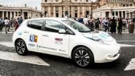 Nissan เดินหน้าส่งรถแท็กซี่พลังงานไฟฟ้าให้บริการแล้วใน 3 เมืองใหญ่ทั้ง โรม, มาดริดและบาร์เซโลน่า Electric taxi หรือรถแท็กซี่แบบพลังงานไฟฟ้านั้นล่าสุดได้ปรากฏตัวอย่างเป็นทางการแล้วภายในเมืองใหญ่ๆของทวีปยุโรป ซึ่งทาง Nissan นั้นได้ส่งรถแบบ Nissan Leaf ลงสู่เมืองใหญ่ๆอย่างกรุงโรม, มหานครมาดริดและรถแบบe-NV200 สู่เมืองเมืองบาร์เซโลน่าเรียบร้อยแล้ว Nissan Leaf taxi สองคันนั้นได้วิ่งภายใต้บริษัท Unione Radiotaxi ในกรุงโรมที่เป็นส่วนหนึ่งของเส้นทางวิ่งรถแบบ Taxi 3570 โดยจะสามารถชาร์จพลังงานของรถได้ภายในตัวเมืองเลยทันทีโดยมีสถานีชาร์จพลังงานรองรับเอาไว้แล้วภายในตัวเมืองเพื่อความสะสวก โดนรถพลังงานไฟฟ้าแบบ Nissan NV400...