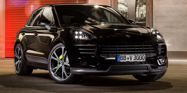 TechArt สานฝันต่อเปิดตัวชุดแต่งแบบ Porsche Macan รุ่นใหม่อีกครั้ง หลังจากพวกเขาเพิ่งจะเปิดตัวชุดแต่งของรถแบบ Porsche Macan ไปได้ไม่นานนั้น ล่าสุดทางทีมงานของ TechArt ก็ได้เปิดตัวชุดแต่งแบบใหม่ของรถอย่าง Porsche Macan SUV ออกมาอีกครั้งแล้วด้วยการพัฒนาที่ดีขึ้น สำหรับชุดแต่งใหม่ของทาง TechArt มีกำหนดการจำหน่ายในปีหน้า (ปี 2015) ภายใต้โฉมแบบ Macan Turbo ที่ใช้เครื่องยนต์แบบ V6 ให้กำลังมากถึง 444 แรงม้า (450...
