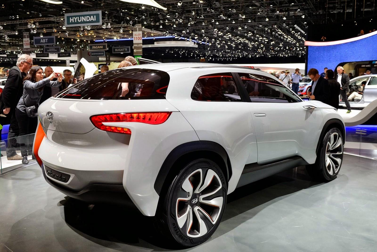 Hyundai เตรียมเปิดตัวรถ Suv แบบใหม่ท้าชน Quot Nissan Juke