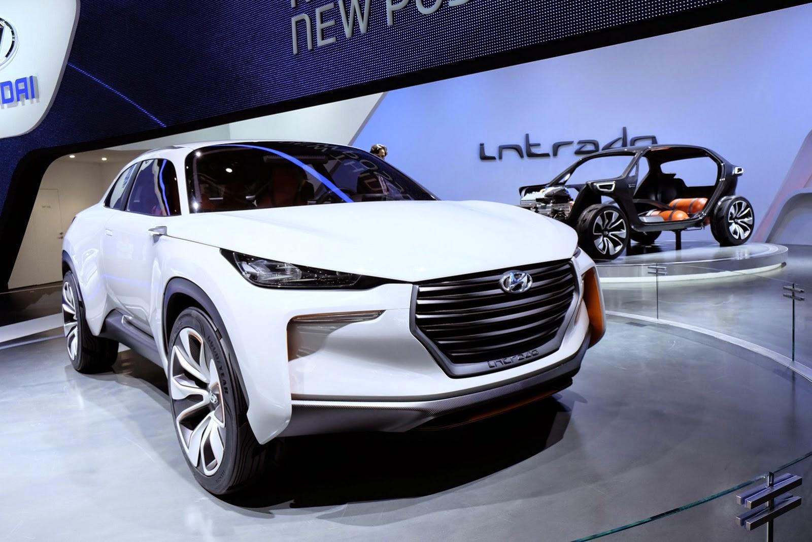 "Hyundai เตรียมเปิดตัวรถ SUV แบบใหม่ท้าชน ""Nissan Juke ..."
