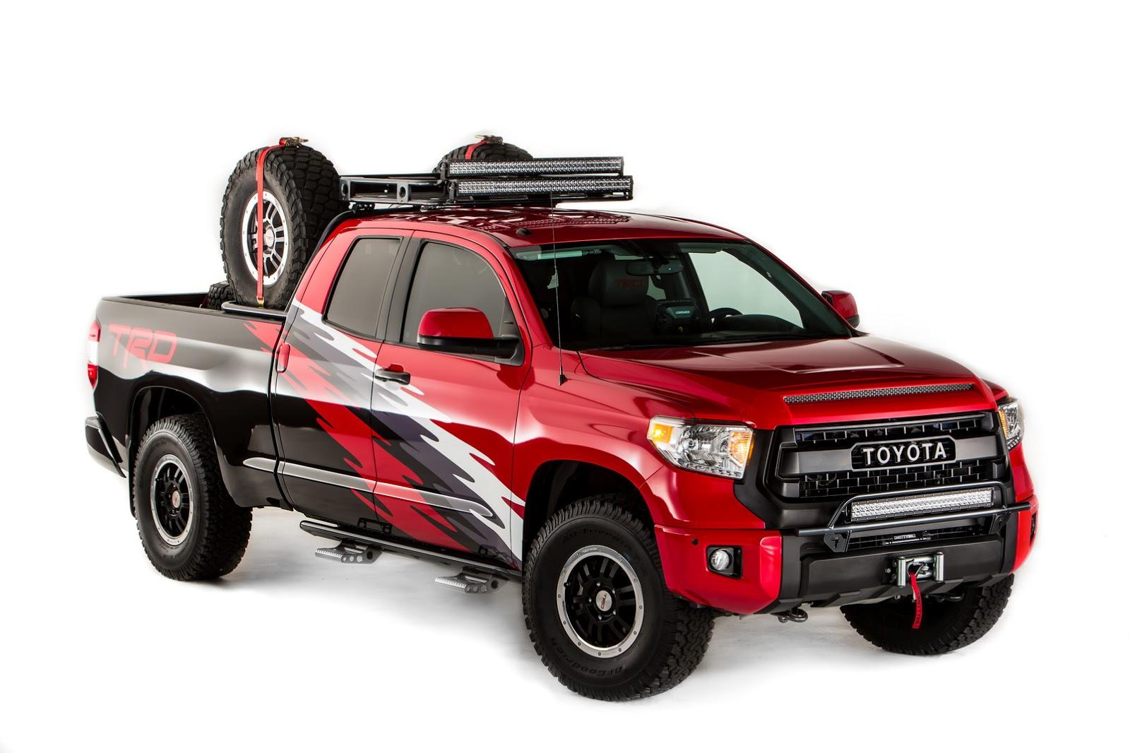 Toyota ประกาศรายชื่อรถที่โชว์ในงานอย่าง Quot Sema Show