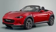 """เผยโฉมเรนเดอร์ """"2016 Mazda MX-5″ แบบเปิดประทุนสุดสปอร์ต หลังจากประสบความสำเร็จไปอย่างมากในการขายปีนี้สำหรับรถแบบ Mazda MX-5 ทำให้มีการออกแบบรถต่างๆมากมายสำหรับโฉมต่อไปโดยนักออกแบบอิสระชื่อดังจากทั่วทุกมุมโลก และรถแบบเปิดประทุนคันนี้ก็เป็นหนึ่งในนั้น รถแบบ crossover คันใหญ่อย่างเจ้า MX-5 นั้นจะทำมาจากพลาสสิกแบบใหม่พร้อมทั้งไม่มีหลังคาทั้งหมด โดยการออกแบบจะมุ่งเน้นไปที่ล้อแม็กซ์ขนาดใหญ่ที่เป็นจุดเด่นและเอกลักษณ์ให้กับตัวรถคันนี้ โดยผลงานการออกแบบดีไซน์ของรถอย่าง MX-5 crossover คันใหม่ล่าสุดนี้จัดทำขึ้นโดยทาง """"Theophilus Chin"""" ซึ่งออกแบบให้ดูแข็งแกร่งมากกว่าเดิมและดูเป็นสปอร์ตมากขึ้น อีกทั้งยังหรูหราเพราะเป็นโฉมเปิดประทุนอีกด้วย สำหรับการออกแบบรถรุ่นใหม่คันนี้ทางทีมงานออกแบบเผยว่าได้รับแรงบันดาลใจมาจากรถอย่าง """"mid-nineties Suzuki X-90″ ซึ่งโปรเจคต์ใหม่นี้จะเริ่มเผยแพร่ทางอินเตอร์เนตและให้ผู้คนได้เข้ามารับชมกันแล้ว ..."""