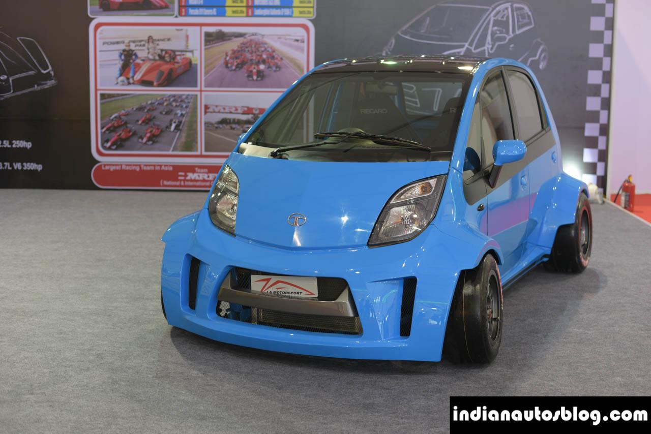 "JA Motorsport เปิดตัวชุดแต่งแบบ ""Super Nano"" ให้กำลังมาก ..."