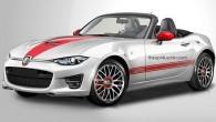 "2016 Mazda MX-5 โฉมแบบ Abarth Roadster เปิดตัวเรนเดอร์ 3D แล้ว ก่อนหน้านี้ทางทีมงานออกแบบดีไซน์รถรุ่นใหม่ๆของทาง Alfa Romeo นั้นได้เลือกผลิตรถแบบ Roadster โดยใช้พื้นฐานของรถจากทาง Mazda MX-5 มาโดยตลอด แต่ในครั้งนี้ทีมงานของ Abarth ได้เข้ามาแทนที่ทาง Alfa สำหรับโปรเจคต์นี้ รถโฉมแบบ ""Abarth-badged Mazda MX-5"" นั้นเราได้พบเห็นในตลาดโลกมาตั้งแต่ปีที่แล้ว ซึ่งในครั้งนี้ได้ทางศิลปินอย่างทาง Theophilus..."