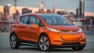 "CHEVROLET เปิดตัว ""BOLT EV"" รถต้นแบบรุ่นใหม่ เดินหน้ากลยุทธ์รถพลังงานไฟฟ้า รถต้นแบบ โบลต์ อีวี ได้รับการออกแบบเพื่อสร้างความสำเร็จด้วยราคาจำหน่ายเริ่มต้นที่ประมาณ 30,000 เหรียญสหรัฐฯ ได้รับการออกแบบมาเพื่อการขับขี่ระยะไกลทั่วประเทศสหรัฐอเมริกาและในหลายตลาดสำคัญทั่วโลก พร้อมเทคโนโลยีล้ำสมัย รองรับการชาร์จไฟฟ้ากระแสสลับแบบเร่งด่วน และสามารถใช้สมาร์ทโฟนแทนกุญแจ ดีทรอยท์ สหรัฐอเมริกา – เชฟโรเลต ตอกย้ำความมุ่งมั่นในการพัฒนาระบบขับเคลื่อนพลังงานไฟฟ้าด้วยการเปิดตัว เชฟโรเลต โบลต์ อีวี (Chevrolet Bolt EV) รถต้นแบบรุ่นใหม่ล่าสุด มุ่งแสดงวิสัยทัศน์ การพัฒนารถพลังงานไฟฟ้าเต็มรูปแบบที่ขับเคลื่อนได้ไกลกว่า..."