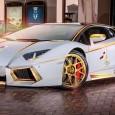 """บริษัทเอกชนเปิดตัว """"Lamborghini Aventador"""" ตกแต่งด้วยทองคำแท้ ดูเหมือนว่ารถซุปเปอร์คาร์สูงค่าคันนี้จะเป็นตัวแทนบ่งบอกถึงตัวตนความเป็นชาติตะวันออกกลางได้เป็นอย่างด้วยทองคำมากมายเหลือล้น โดยความสำเร็จของการแต่งเจ้ารถ Lamborghini Aventador LP700-4 คันนี้เป็นของทาง """"Maatouk Design London"""" โดยในเว็ปไซต์ของทีมงานแต่งรถคันนี้ได้ให้คำนิยามไว้ว่า """"การออกแบบที่หรูหราสุดตระการตานี้ทำออกมาเพื่อพระราชา, ประธานาธิบดี, แขกพิเศษ, นายกรัฐมนตรีหรือแขก VIP ระดับสูง"""" หนึ่งในทีมงานที่พัฒนารถออกมาเผย ความพิเศษของเจ้ารถแบบ Lamborghini Aventador LP700-4 คันนี้คือทีแผ่นทองคำทางด้านหน้าของตัวรถติดอยู่, ภายในตกแต่งด้วยทองคำและด้านข้างบางส่วน โดยมันพร้อมจะโชว์ในงานอย่าง Qatar National..."""