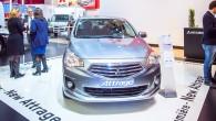 "Mitsubishi เปิดตัว ""Attrage Sedan"" ในยุโรปเรียบร้อยแล้ว หลังจากที่เพิ่งเปิดตัวรถแบบ ""Mirage sedan"" ไปในทวีปเอเชียและอเมริกาเหนือ (North America) นั้นล่าสุดทาง Mitsubishi แบรนด์รถชื่อดังจากประเทศญี่ปุ่นก็ได้เปิดตัวรถแบบ ""Attrage"" รุ่นใหม่ออกมาแล้วในยุโรปสำหรับงาน Brussels Motor Show สำหรับรถแบบ Attrage รุ่นใหม่นี้ใช้พื้นฐานเช่นเดียวกันจากรถแบบ Space Star hatchback (รู้จักกันในชื่อ Mirage) โดยใช้เครื่องยนต์ขนาด 1.2 ลิตรแบบ..."