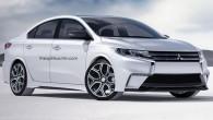 """เปิดตัวภาพเรนเดอร์ """"2017 Mitsubishi Lancer"""" คงเอกลักษณ์แบบเก่าครบครัน ตามรายงานที่มีมาตั้งแต่เดือนพฤศจิกายนนั้นแบรนด์อย่าง Mitsubishi ได้เตรียมเปิดตัวรถแบบ Compact Sedan รุ่นใหม่ของพวกเขา (นำมาแทนที่รถแบบ Lancer รุ่นเก่าก่อนหน้านี้) โดยการออกแบบจากทีมงานของ Renault Nissan Alliance อย่างไรก็ตามดูเหมือนว่าทางทีมงานของ Renault และ Nissan จะเปิดตัวรถแบบ Renault Fluence หรือ Nissan Sentra ออกมาเช่นเดียวกันในการออกแบบ Photoshop..."""
