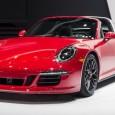 """สปอร์ต Porsche 911 Targa 4 GTS พร้อมเปิดตัวในอเมริกาเหนือปี 2015 นี้ รถสปอร์ตรุ่นใหม่ของทาง Porsche แบรนด์ชื่อดังอย่าง 911 Coupe (เก๋งธรรมดา) และ Convertible (เปิดประทุน) อย่างโฉมแบบ """"911 Targa 4 GTS"""" นั้นล่าสุดพร้อมเปิดตัวแล้วในงานอย่าง North American International Auto Show ซึ่งจะมีประสิทธิภาพมากกว่ารถแบบ..."""