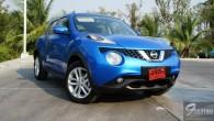 Test Drive : รีวิว 2015 Nissan Juke 1.6 V Sport Crossover ดีไซน์ล้ำ ไม่ซ้ำใคร ตลอดปี 2557 ที่ผ่านมา เห็นได้ชัดเจนว่า รถยนต์ประเภท Compact Crossover ได้รับความนิยมจากคนไทยเป็นอย่างมาก โดยนิสสันเป็นรายแรกที่กล้าเปิดตลาด นำเข้า Nissan Juke มาทำตลาดก่อนใคร เมื่อรถยนต์รุ่นนี้เริ่มวิ่งให้เห็นบนท้องถนน ทุกคนก็ต้องเหลียวมองในความแปลกใหม่สะดุดตา ฉีกแนวคิดของดีไซน์รถยนต์แบบเดิม ๆ […]