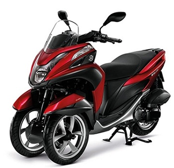 ใหม่ Yamaha Tricity 2019-2020 ราคา ยามาฮ่า ทริซิตี้ ตาราง ...
