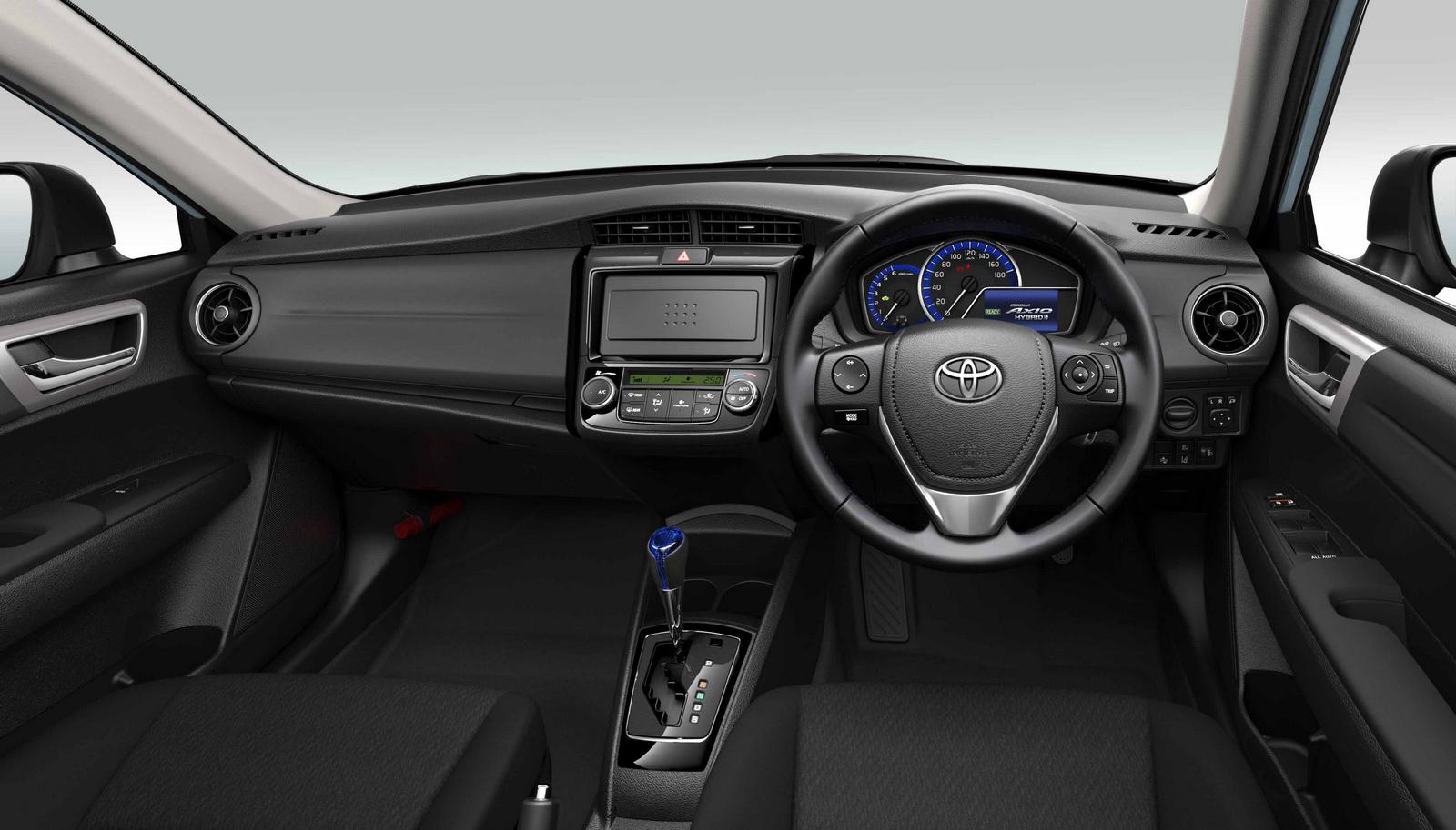 Toyota เปิดตัวการแต่งสไตล์ Jdm ของรถแบบ Corolla Fielder