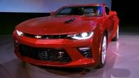 """เปิดตัว """"2016 Chevrolet Camaro"""" ด้วยกำลังเครื่องยนต์สูงสุด 455 แรงม้า!!! ในที่สุดรถสปอร์ตรุ่นโหดอย่าง 2016 Chevrolet Camaro ก็ได้เปิดตัวอย่างเป็นทางการแล้ว, โดยเป็นตัวแทนของค่ายในการแข่งขันกับรถอย่าง Ford Mustang. ตามรายงานของสื่ออย่าง CNBC ซึ่งพวกเขาจะพัฒนาทั้งทางด้านรูปลักษณ์ภายนอกและประสิทธิภาพที่ดีขึ้น รถสปอร์ตแบบ 2016 Camaro's performance รุ่นล่าสุดนี้จะศึกษามาจากตัวต้นแบบอย่างทาง """"Zeta platform"""" ที่ได้รับความร่วมมือกับแบรนด์อย่าง Holden ซึ่งเป็นแนวเดียวกับรถอย่าง Commodore, Pontiac […]"""