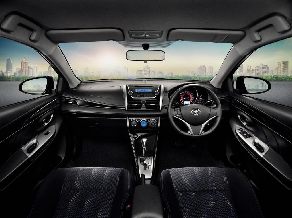 2014 Toyota Vios Interior Pictures