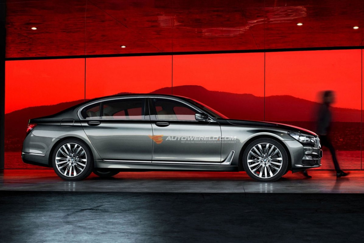 """Twin City Mazda >> เปิดตัวรูปภาพอย่างเป็นทางการของ """"2016 BMW 7-Series"""" บนเวป ..."""