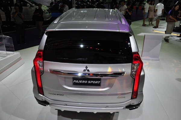 ใหม่ All New Mitsubishi Pajero Sport 2018 2019 ราคา