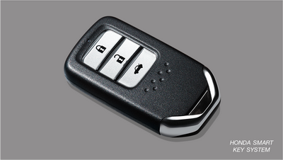 Honda city cng 2017 2018 for Honda replacement key cost