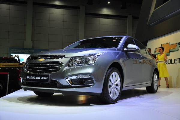 Chevrolet Cruze 2015 2