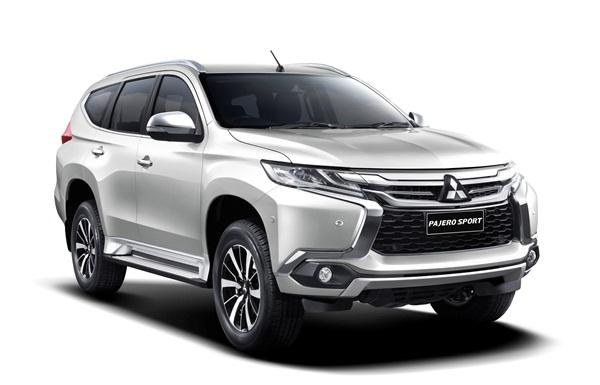 ใหม่ All New Mitsubishi Pajero Sport 2017-2018 ราคา มิตซูบิชิ ปาเจโร่ สปอร์ต ตารางราคา-ผ่อน ...