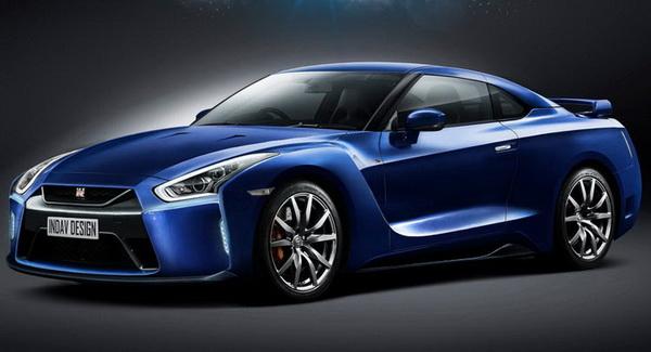 """ดีไซเนอร์อิตาลีเปิดตัว """"2017 Nissan GT-R"""" สุดสปอร์ตสวยงาม ..."""