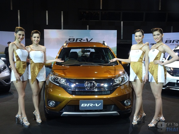 ALL NEW HONDA BR-V