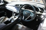 ALL NEW HONDA CIVIC  INTERIOR 2