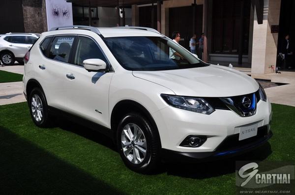 ใหม่ All New Nissan X-Trail Hybrid 2018-2019 ราคา นิสสัน เอ็กซ์เทรล ไฮบริด ตารางราคา-ผ่อน-ดาวน์ ...