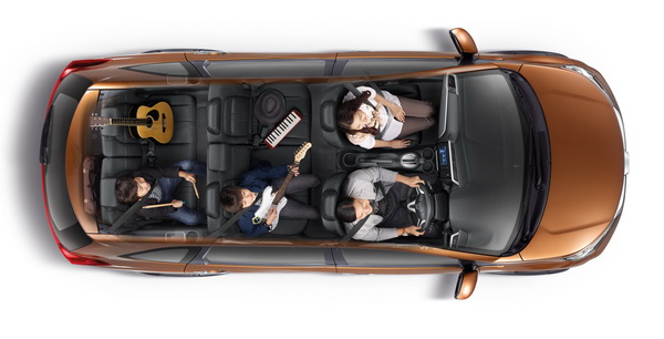 BR-V_Utility - 7 Seats (Top view)