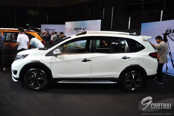 Honda-BR-V-Modulo 3