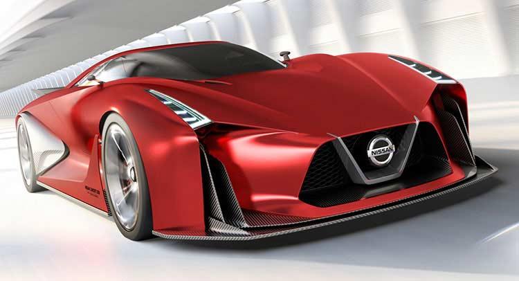 Nissan ตั้งเป้าเปิดตัว GT-R ไร้คนขับภายในปี 2020 | รถใหม่ ...