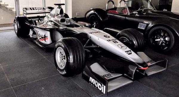2003 Mclaren Mercedes Benz Mp4 15 Ssc 96 Formula 1 Race