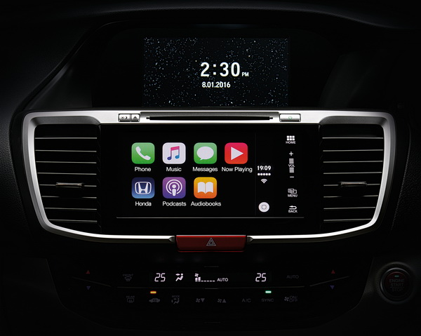 Apple CarPlay Menu